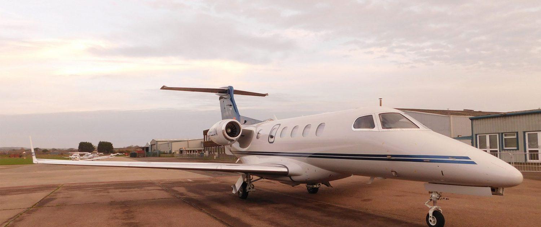 Brighton City Airport handling facilities - aircraft