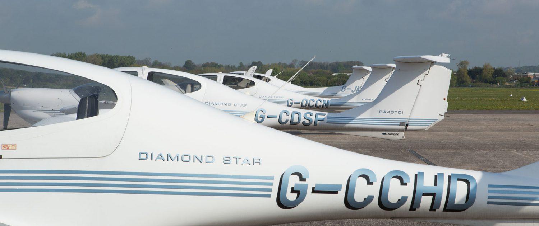 Diamond Star Aircraft renting hangarage space